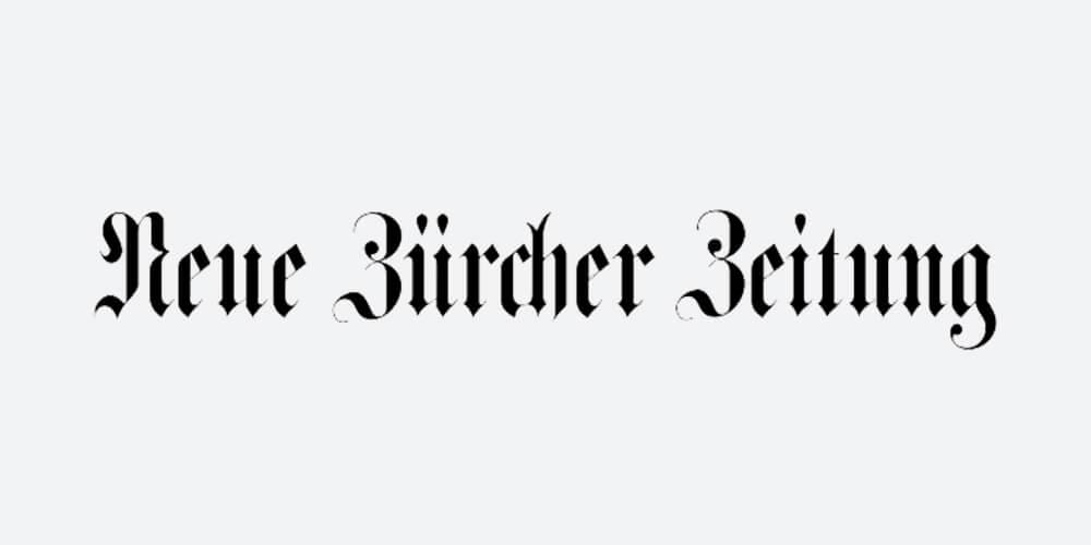 Logo Neue Zürcher Zeitung