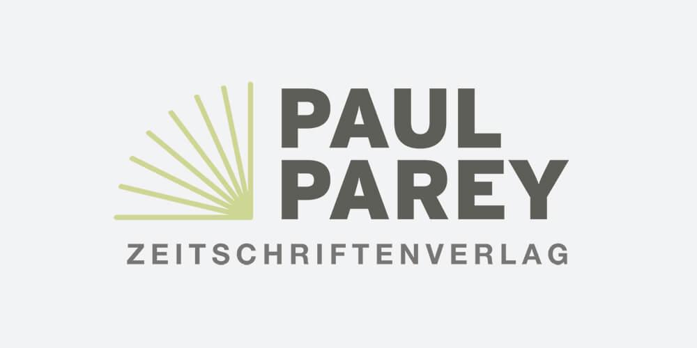 Logo Paul Parey